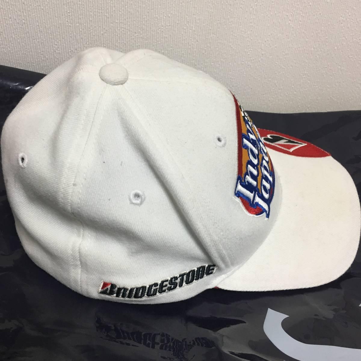 送料サービス ブリジストン BRIDGESTONE インディ300 ジャパン 帽子 非売品_画像3