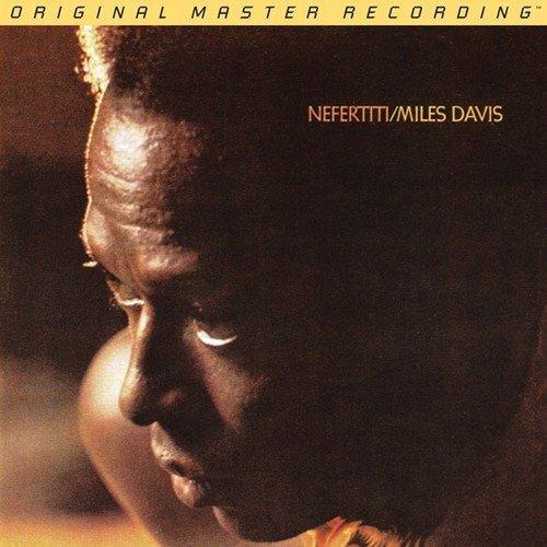 新品 即決 MFSL LP Miles Davis Nefertiti マイルス・デイビス ネフェルティティ Mobile Fidelity モービル・フィデリティ 45RPM 2LP 180g_画像1