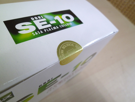 新品未開封 ササヘルス クマ笹プラズマコロイド SE-10 顆粒1.5g×60包 約30日分_画像2