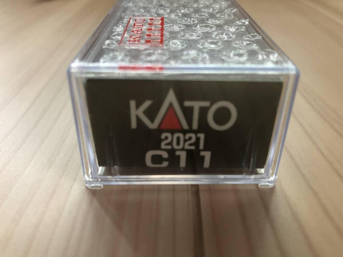 ◇新品未使用◇KATO 2021 C11