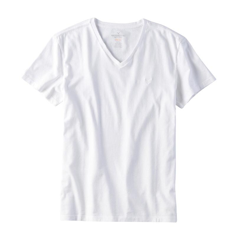 新品タグ付★正規品★XLサイズ!★アメリカンイーグル アウトフィッターズ ★Tシャツ★ホワイト★ロゴ★在庫1点のみ_画像4