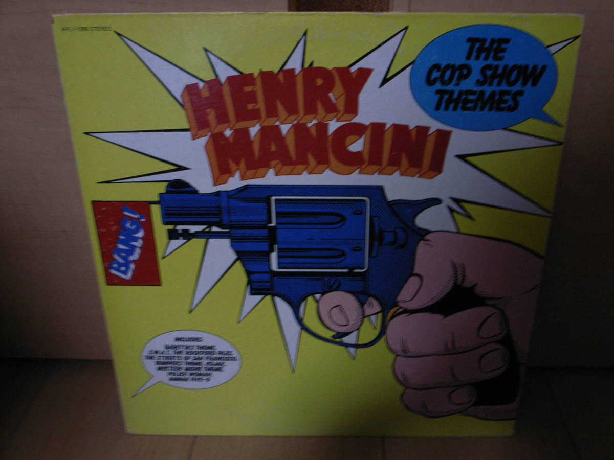 henry mancini the cop show themes 50 cent ネ ヤフオク