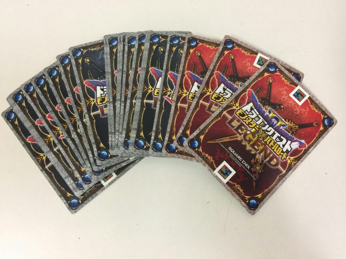 ドラゴンクエスト モンスターバトルロード SP キラ カード セット モリーセレクション 光の玉 勇者のたて ロトの紋章_画像5