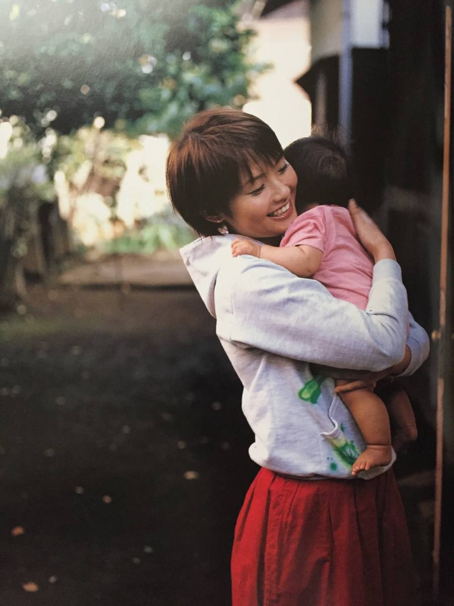古本 帯なし 写真集 なつみ 安倍なつみ 撮影:平間至 モーニング娘。 送料¥185~_画像8