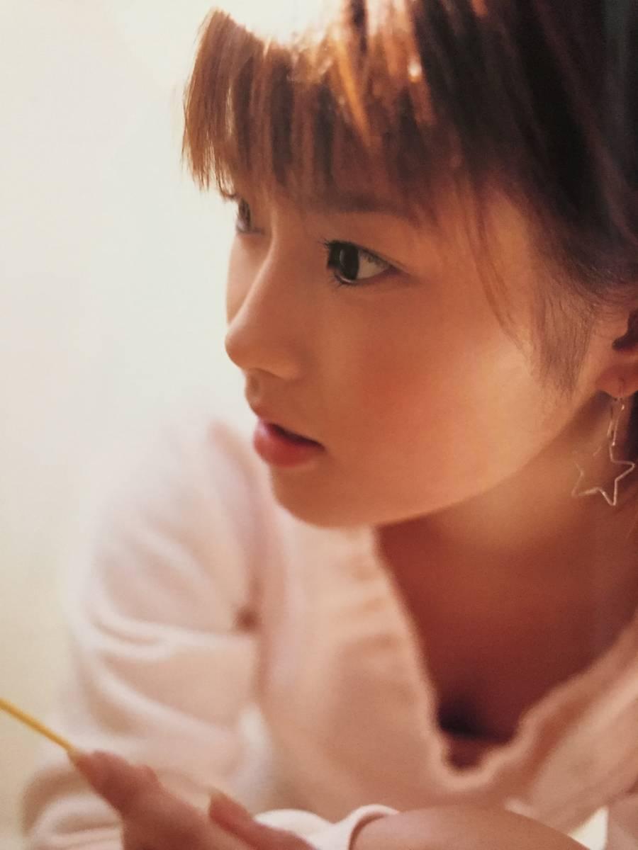 古本 帯なし 写真集 なつみ 安倍なつみ 撮影:平間至 モーニング娘。 送料¥185~_画像3