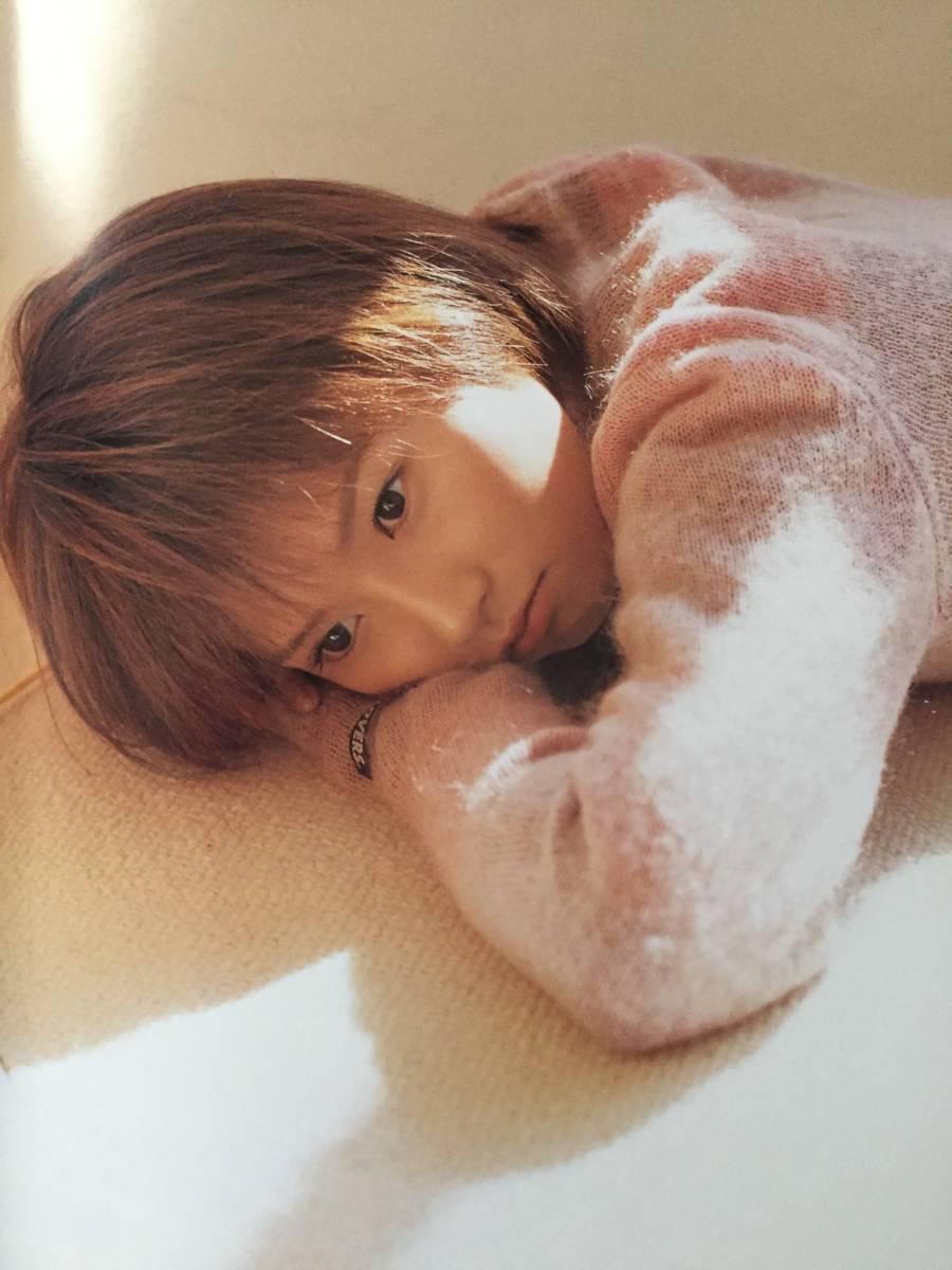 古本 帯なし 写真集 なつみ 安倍なつみ 撮影:平間至 モーニング娘。 送料¥185~_画像9