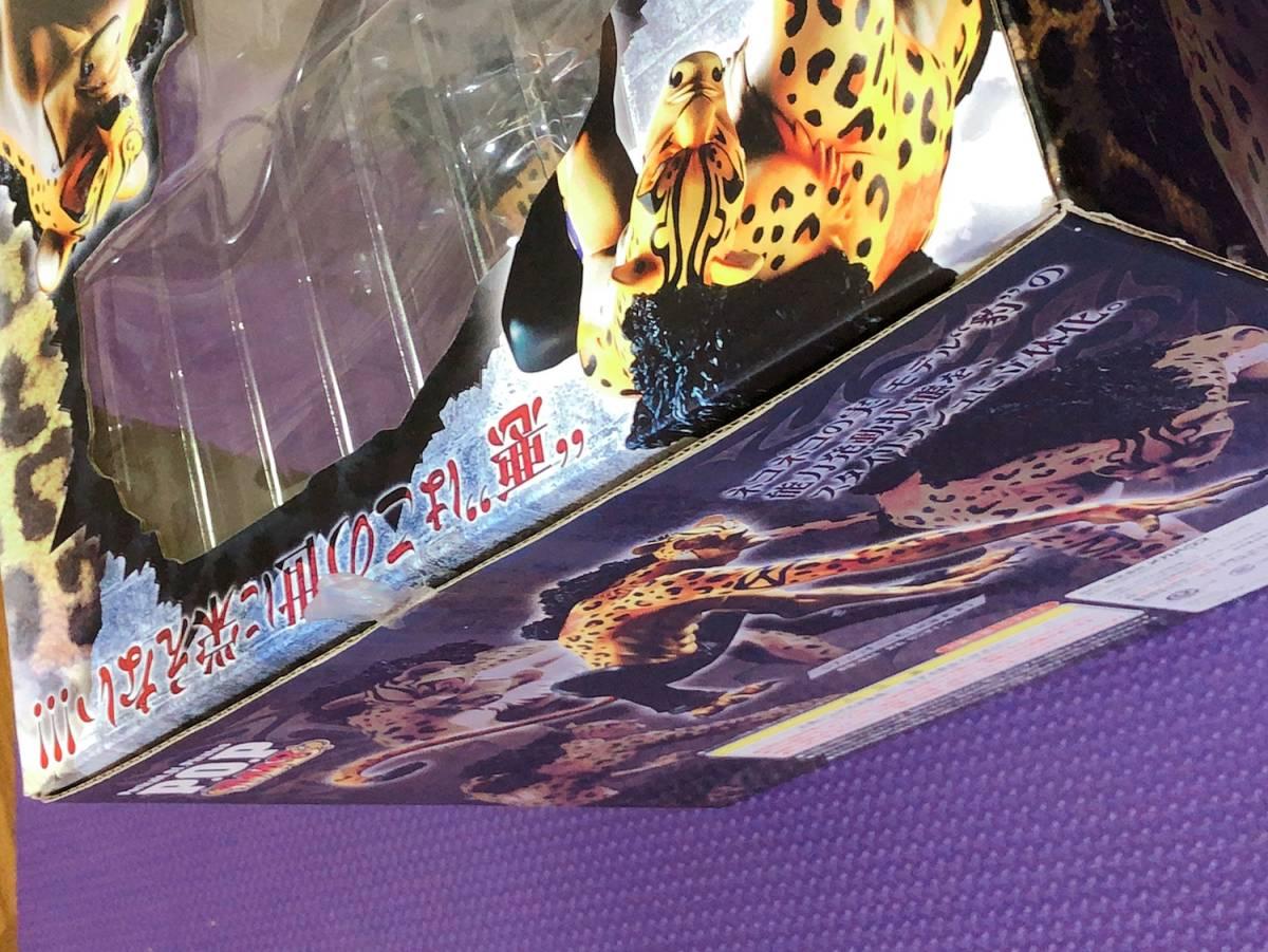 1円スタート p.o.p[新品 カク ] &[開封品 MAS ロブルッチ Ver.豹 紙絵武身]セット ワンピース ONEPIECE pop メガハウス フィギュア_画像8