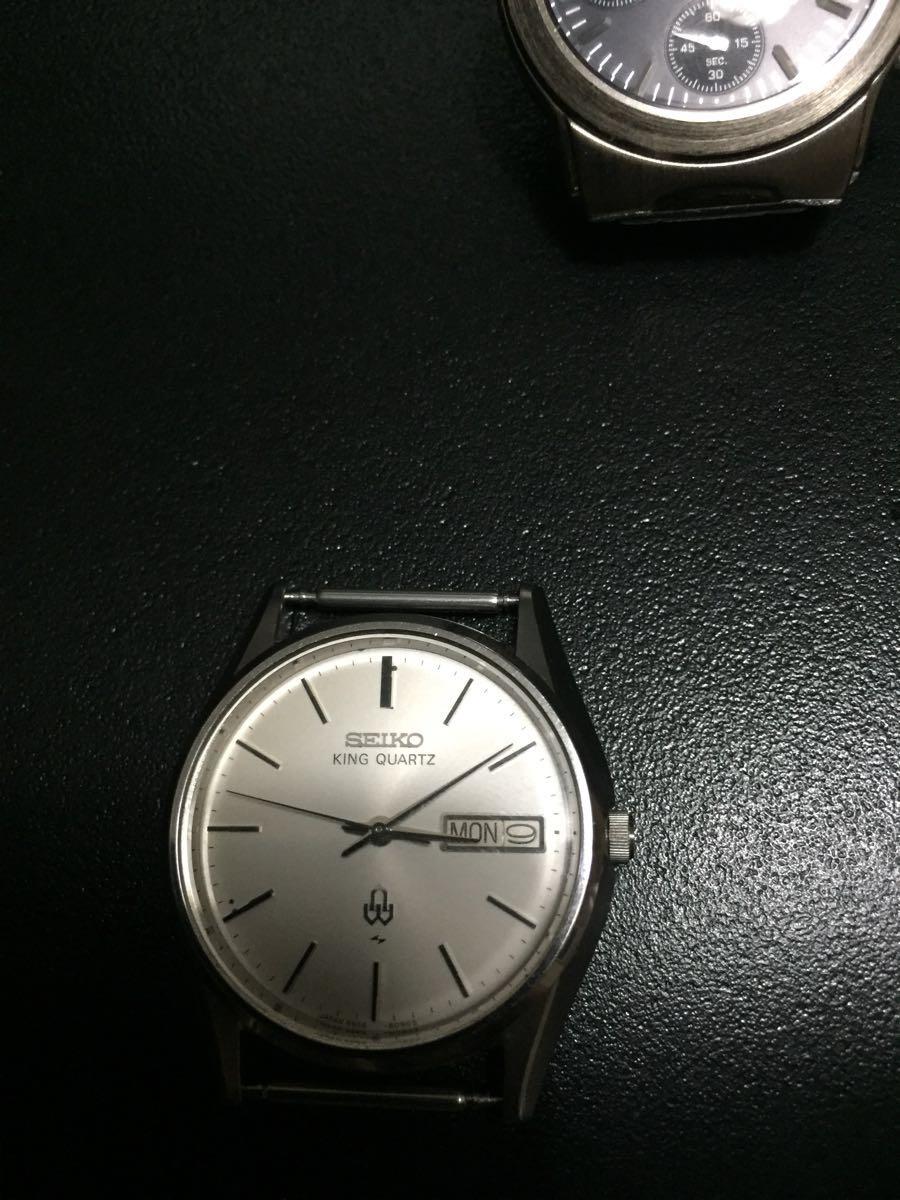 腕時計 セイコー 5856-8040 ALBA v657- x013ジャンク扱い_画像3