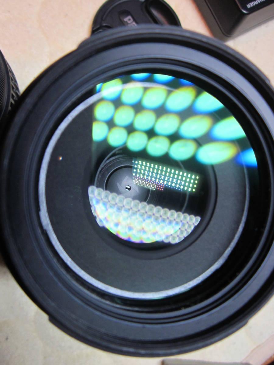 極上品、PENTAX ペンタックス K-30 純正18-55,55―300mmダブルレンズセット ,_画像8