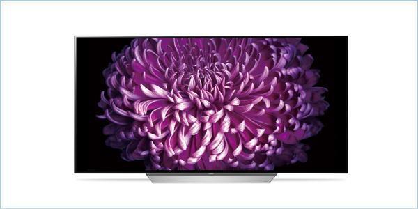 LG エルジー OLED55C7P 視聴用 新品同様 画面フイルム未剥 有機EL4K 55型テレビ_画像2