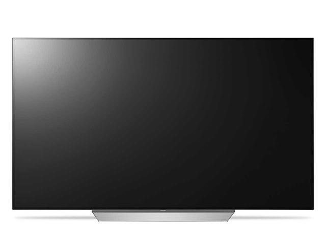 LG エルジー OLED55C7P 視聴用 新品同様 画面フイルム未剥 有機EL4K 55型テレビ