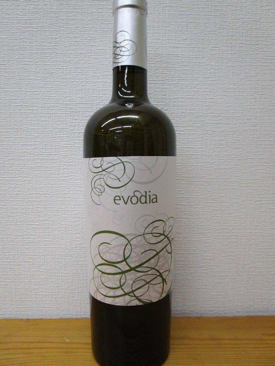 エヴォディア 750ml  スペイン 白ワイン 12本_画像1