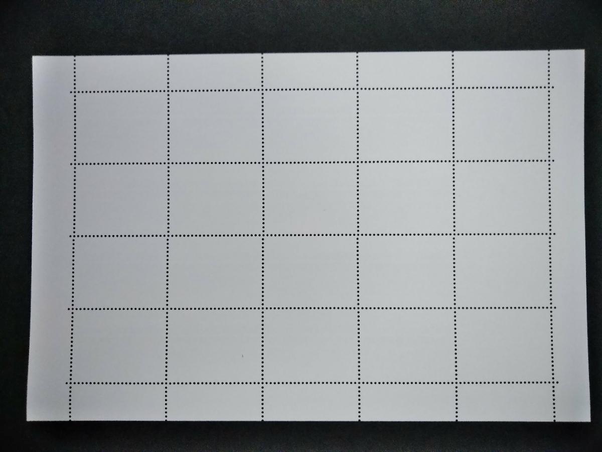 記念切手 国連防災世界会議記念 シート 未使用品 (ST-28)_画像2