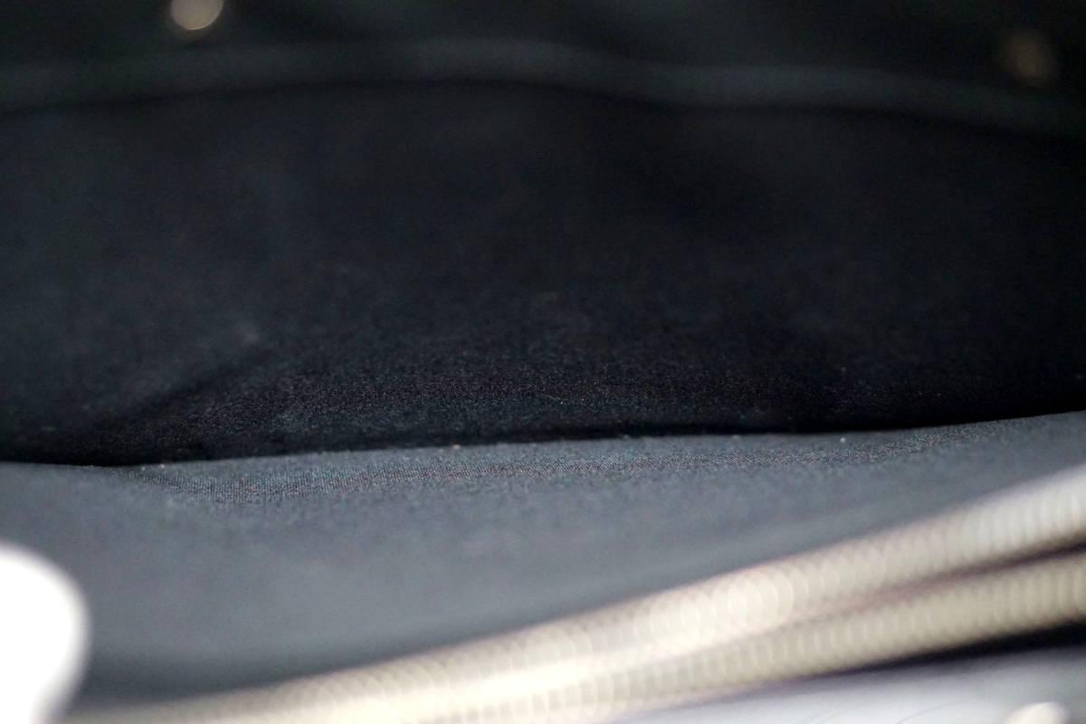 【新品同様/正規品 】ルイ・ヴィトンタイガ/ロザン/ビジネス/バッグ/メンズ/黒/新型キャンバス/定価約33万/1円スタート_画像10