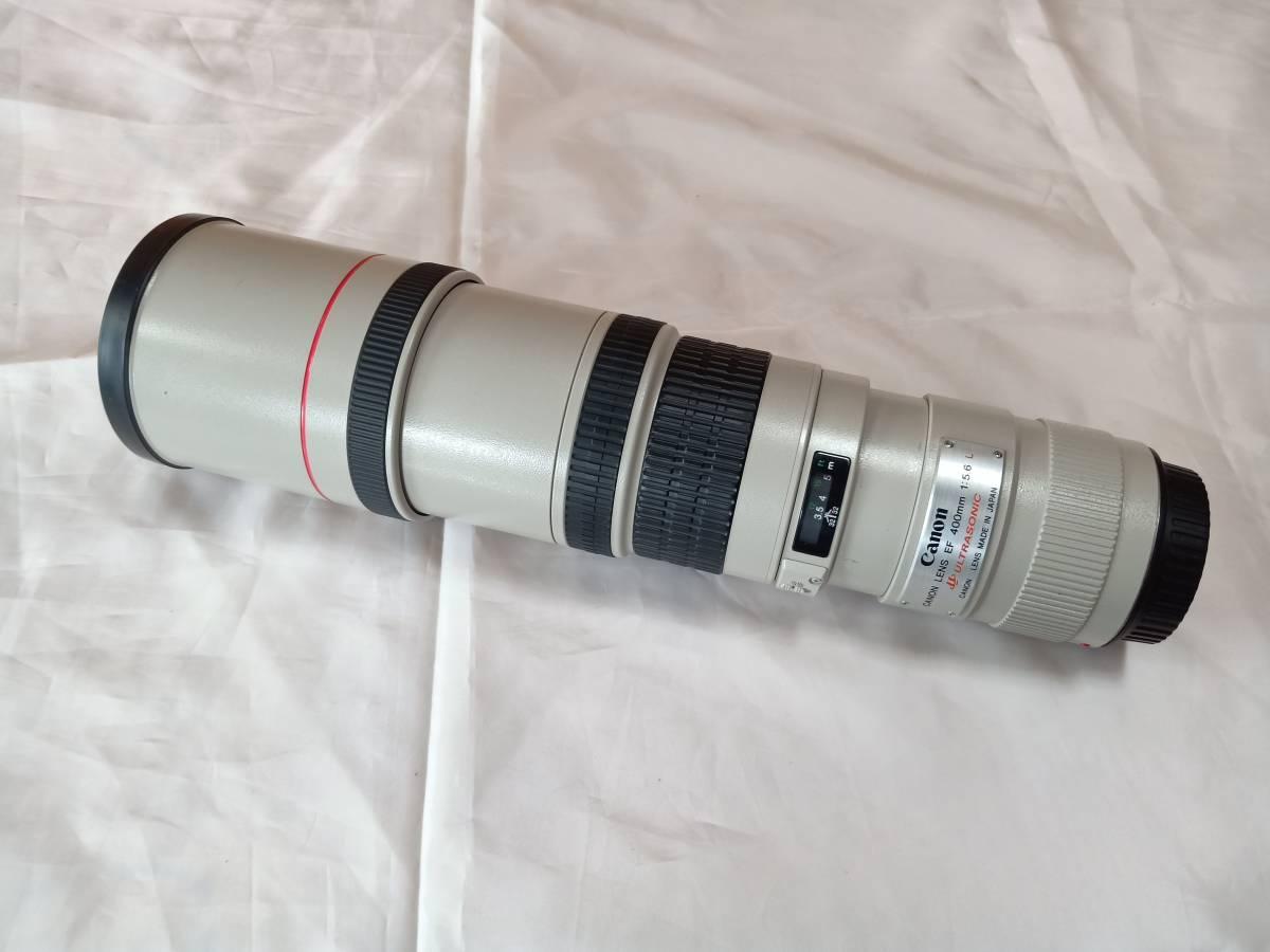 キヤノン CANON EF 400mm F5.6L USM 中古品