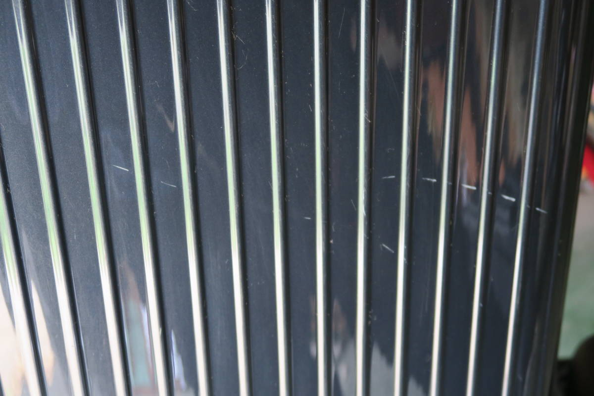 RIMOWA リモワ サルサエアー スーツケース ネイビー 4輪 サイズ 約65l_画像9