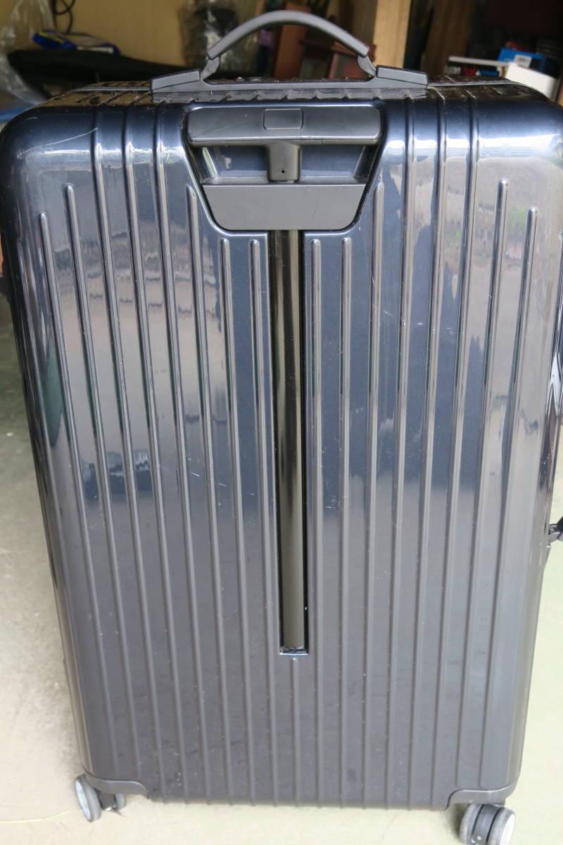 RIMOWA リモワ サルサエアー スーツケース ネイビー 4輪 サイズ 約65l_画像3