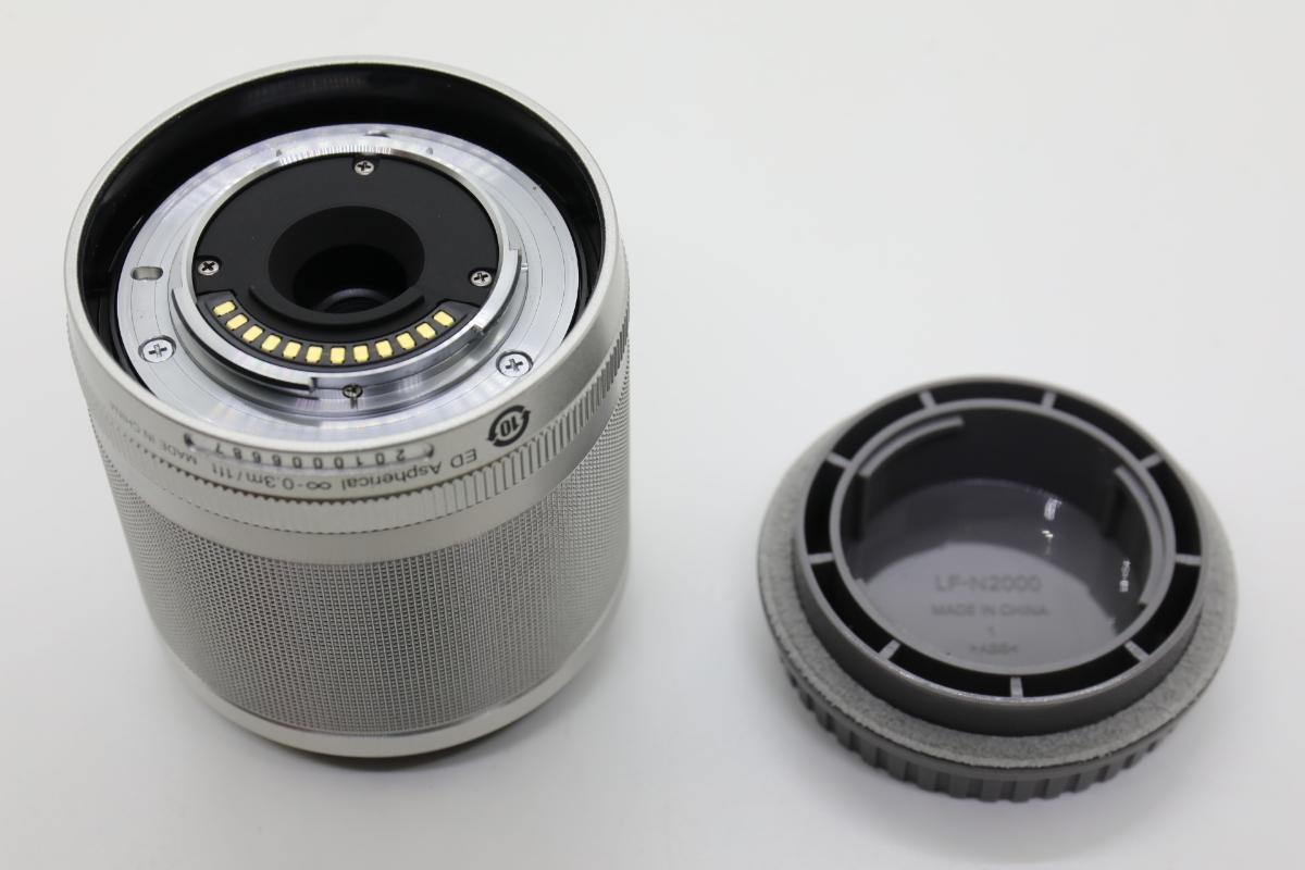 Nikon ニコン 1 AW1 防水ズームレンズキット シルバー Wi-Fiアダプター・グリップ付_画像6