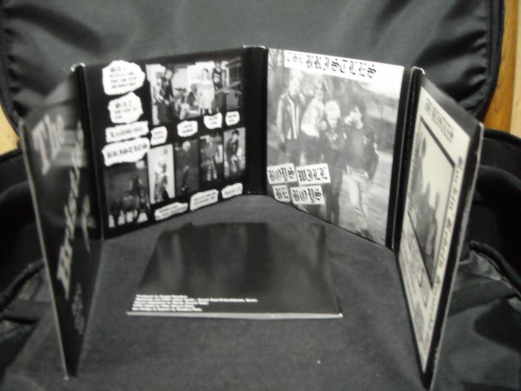 国内盤2CD+DVD/BRISTLES/ブリストルズ/NO FUTURE IN THE PAST/80年代スウェーディッシュハードコアパンクHARDCORE PUNKスウェーデンSWEDEN_画像4