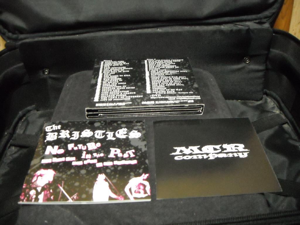 国内盤2CD+DVD/BRISTLES/ブリストルズ/NO FUTURE IN THE PAST/80年代スウェーディッシュハードコアパンクHARDCORE PUNKスウェーデンSWEDEN_画像5