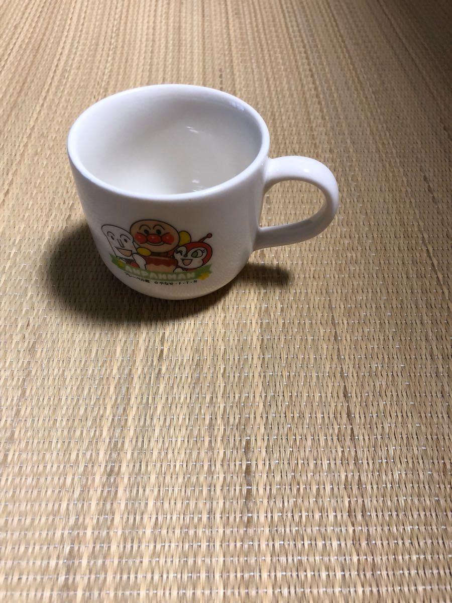 アンパンマンのミニマグカップ 陶器製_画像4