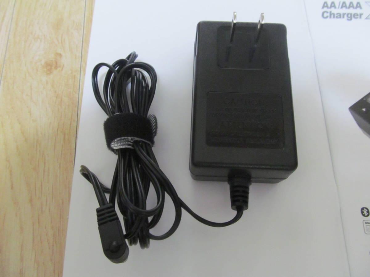 ハイテック AA/AAA Charger X4 ADVANCED2 充電器 放電器 単3 単4 ミニッツ ミニ四駆_画像6