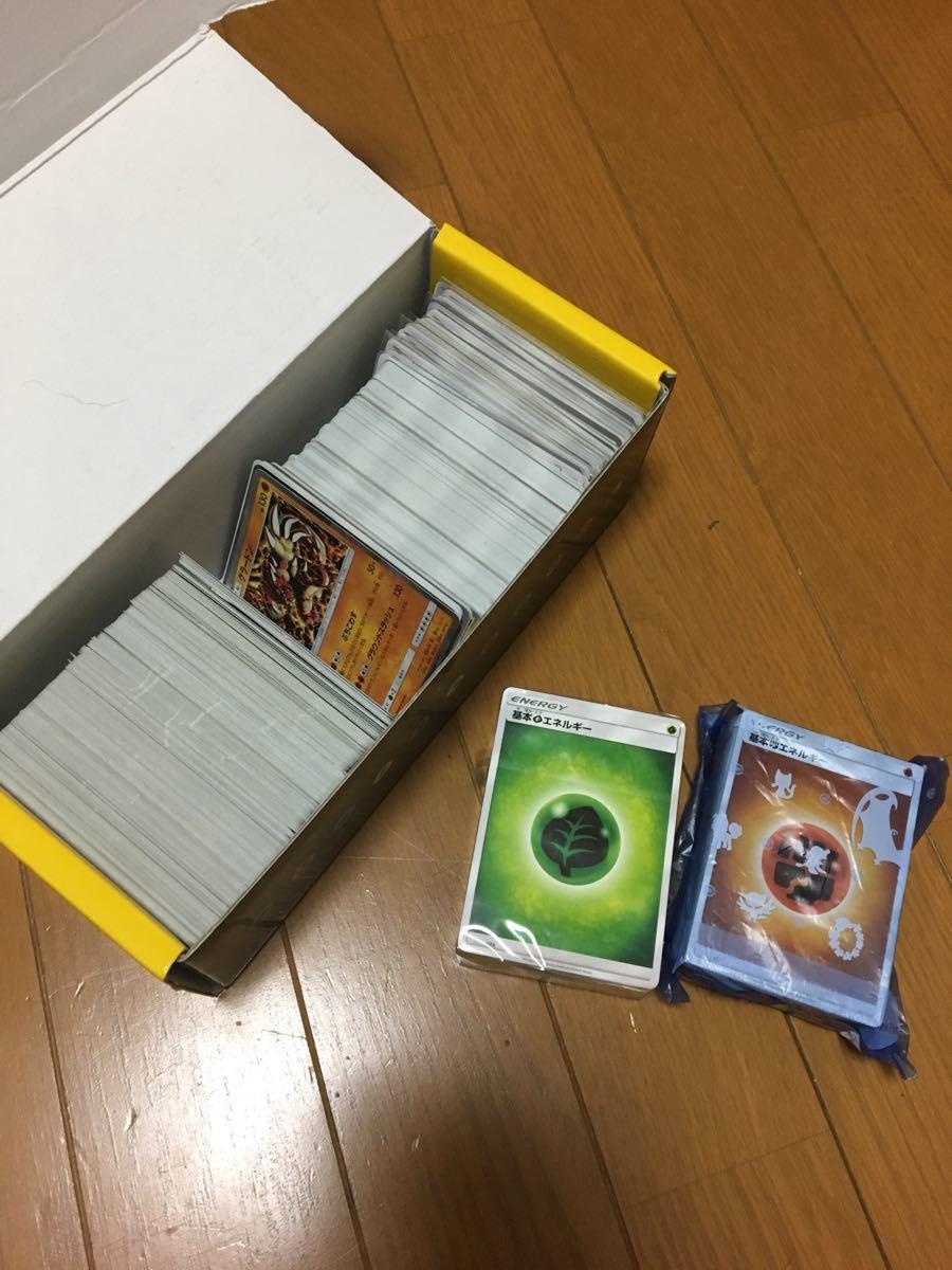 ポケモンカードゲーム 大量 引退 カプテテフ マッシブーン アセロラ デッキGX、RR、SR_画像7