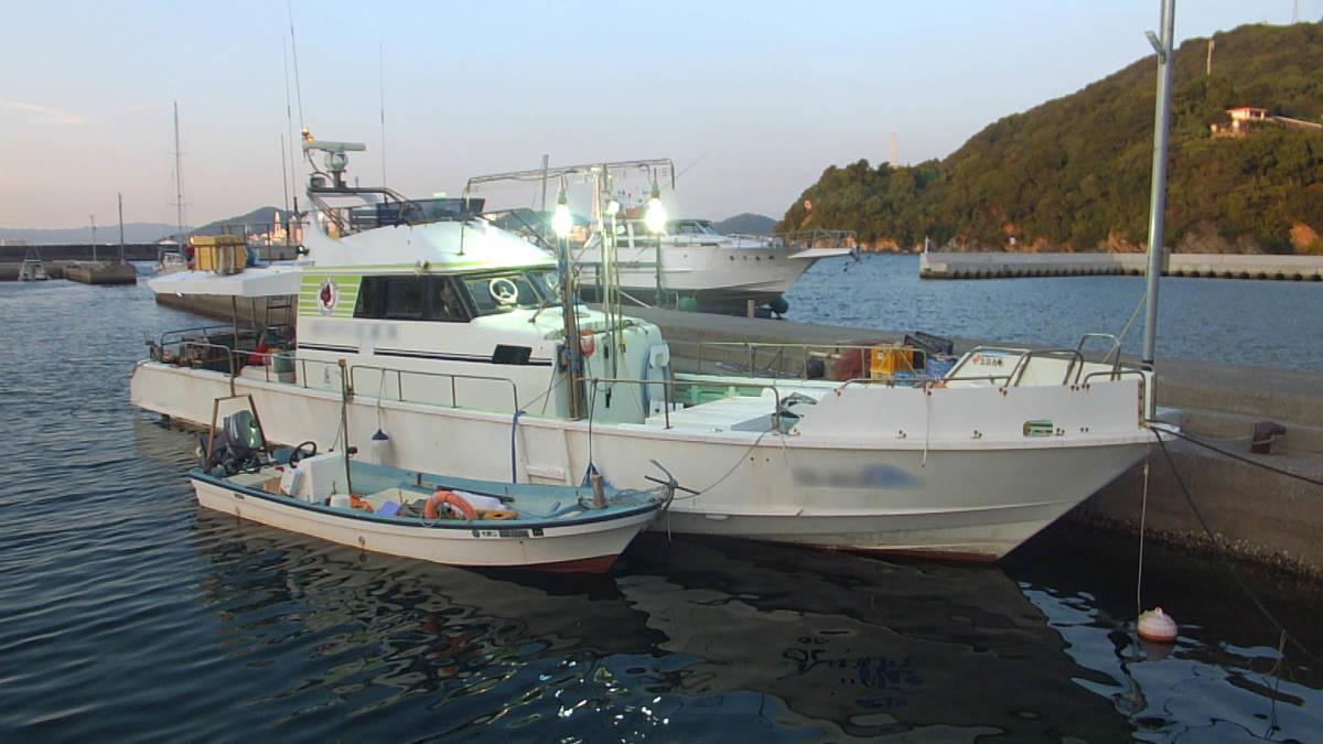 本格的な釣りに!  Jフィッシャー   51ft  近海区域の小型兼用船登録なので、多用途で使用可能!_画像4