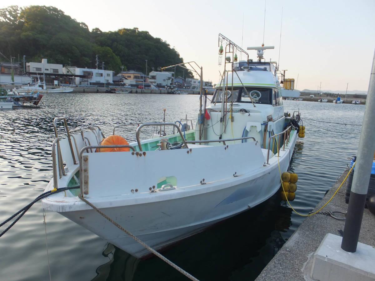 本格的な釣りに!  Jフィッシャー   51ft  近海区域の小型兼用船登録なので、多用途で使用可能!