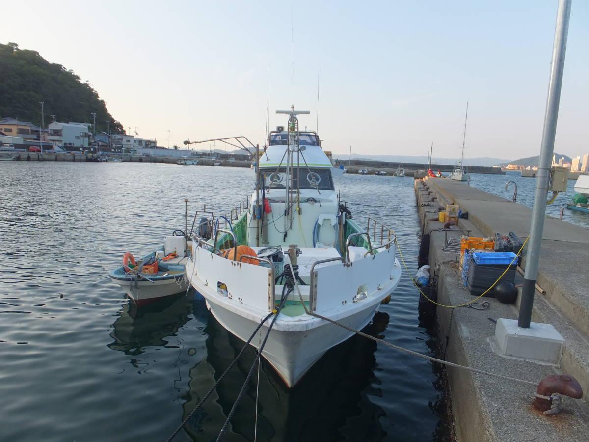 本格的な釣りに!  Jフィッシャー   51ft  近海区域の小型兼用船登録なので、多用途で使用可能!_画像7