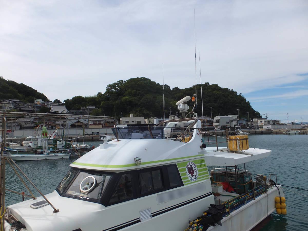 本格的な釣りに!  Jフィッシャー   51ft  近海区域の小型兼用船登録なので、多用途で使用可能!_画像10