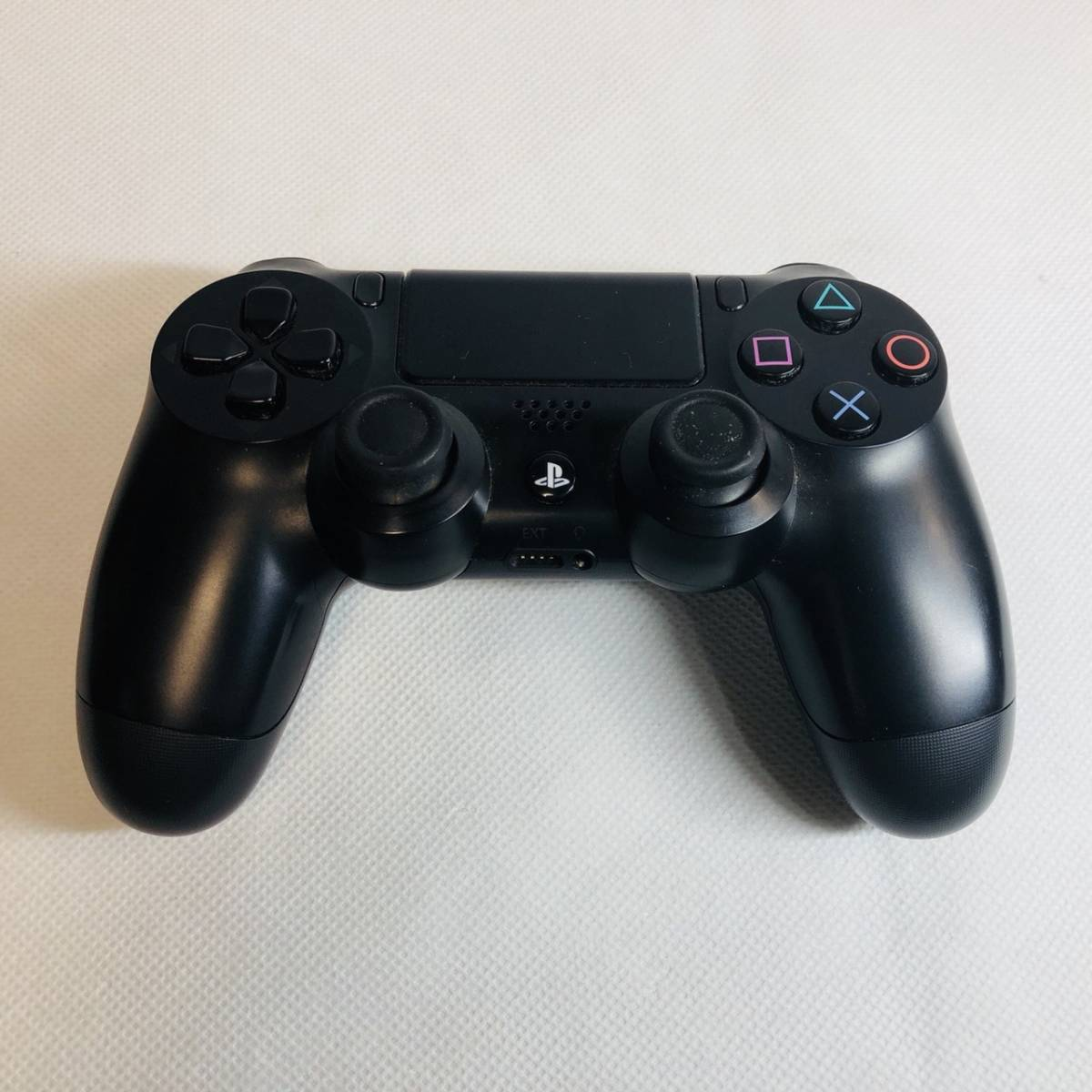 ★ 動作品 ★ PlayStation4 CUH-1000A 本体 すぐ遊べるセット! ジェットブラック 黒 プレイステーション4 プレステ4 封印シールあり ps4_画像5