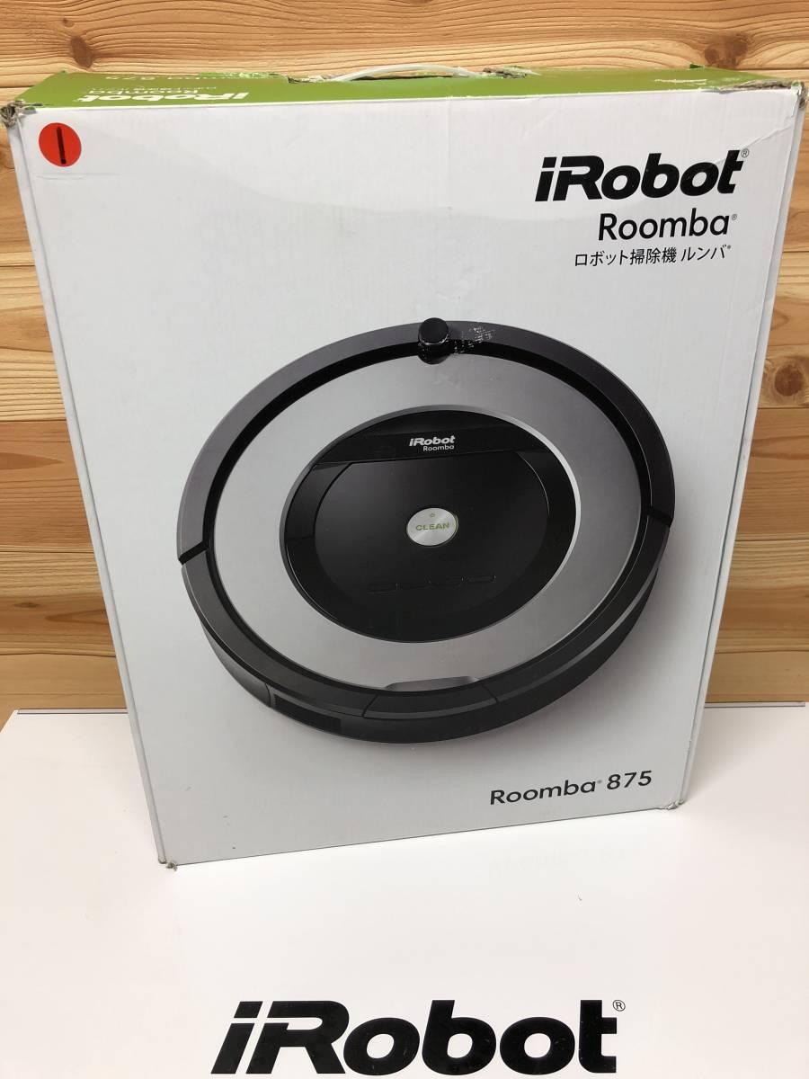 super-beauty goods.*15 year made *iRobot Roomba* robot vacuum cleaner *rumba875*(1)
