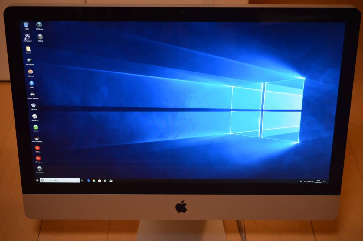 【クリエイター用Waves最強プラグインバンドル】iMac Mid2011/27/2TB/32G/Win10/AdobeCS6&CC2018/Office/FinalCutPro/LogicPro/ProTools他 _画像3