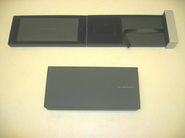米国 AMEX アメックス センチュリオン CENTURION カード 送付箱_画像3