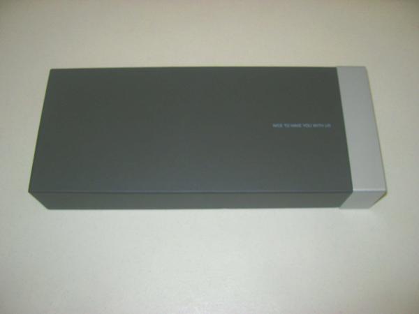 米国 AMEX アメックス センチュリオン CENTURION カード 送付箱_画像1