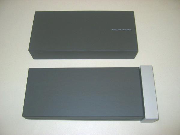 米国 AMEX アメックス センチュリオン CENTURION カード 送付箱_画像2