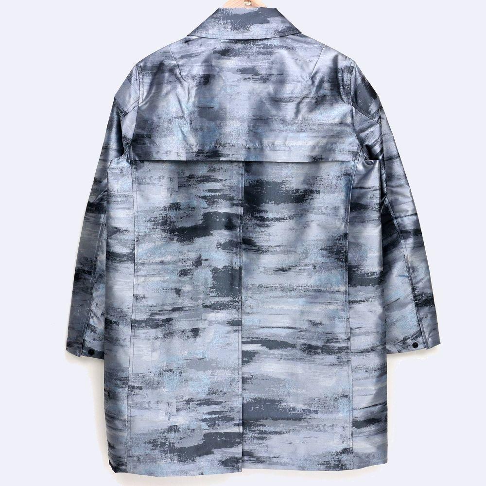 新品 DAIWA ダイワ d-vec ディーベック UMBRELLA CLOTH SOUTIEN COLLAR COAT アンブレラ ステンカラーコート L 定価51840円 ◆EH48_画像3
