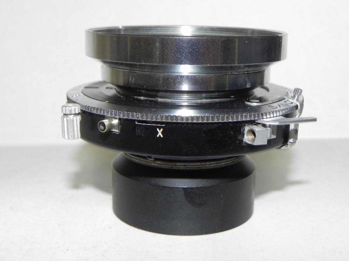 Schneider-Kreuznach symmar 180mm/f5.6 レンズ(中古品)_画像1
