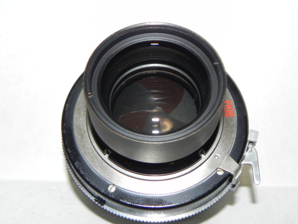 Schneider-Kreuznach symmar 180mm/f5.6 レンズ(中古品)_画像3