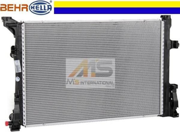 【M's】W176 W246 W117 X156 A180 B180 CLA180 OEM ラジエーター_画像1