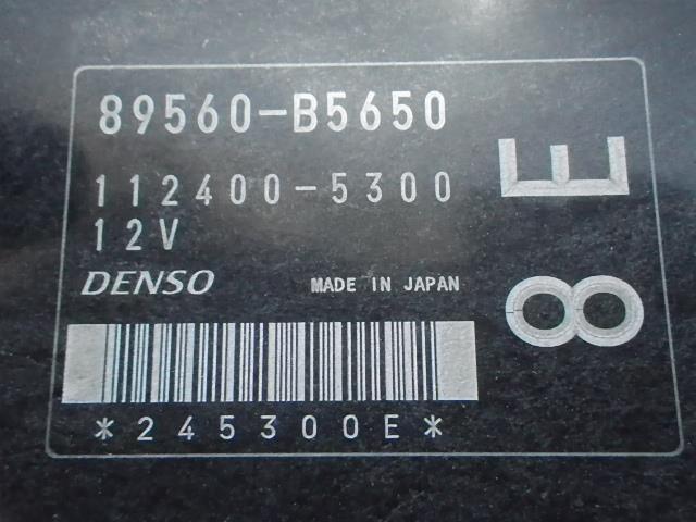 【KAP】131292 ハイゼット S321V エンジンコンピューター_画像2