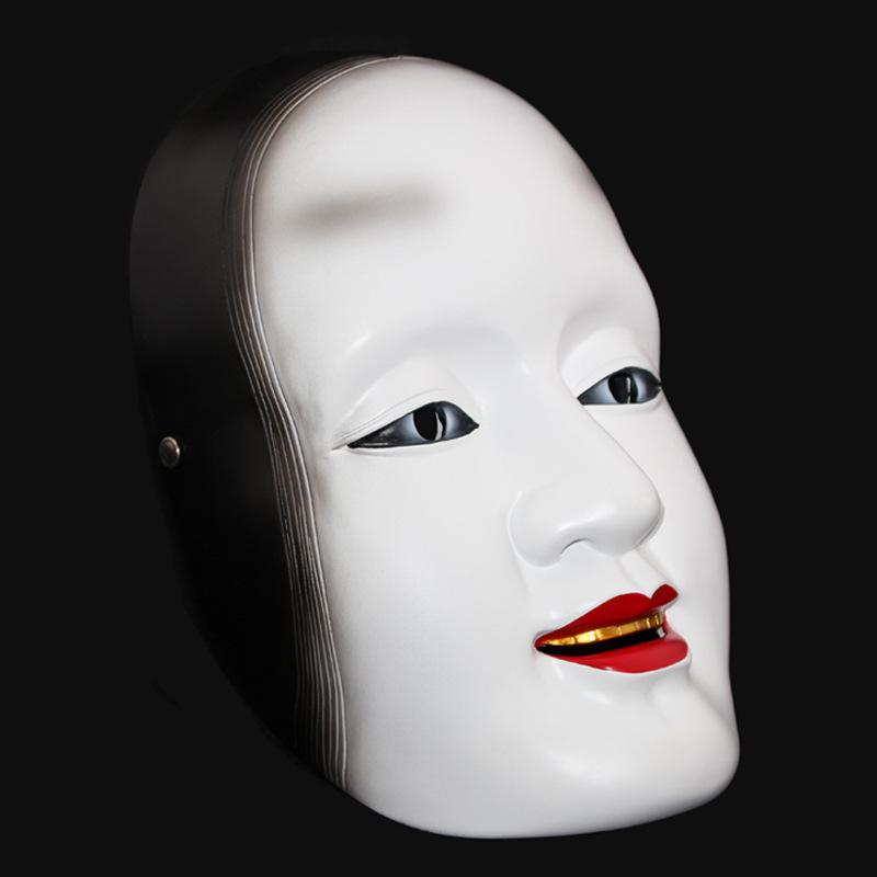 新品 仮面 コスプレ マスク ハロウィンCOSPLAY用品 能 般若_画像2