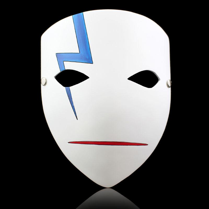 新品 仮面 コスプレ マスク ハロウィンCOSPLAY用品 DARKER THAN BLACK ダーカーザンブラック 黒の契約者 A_画像1