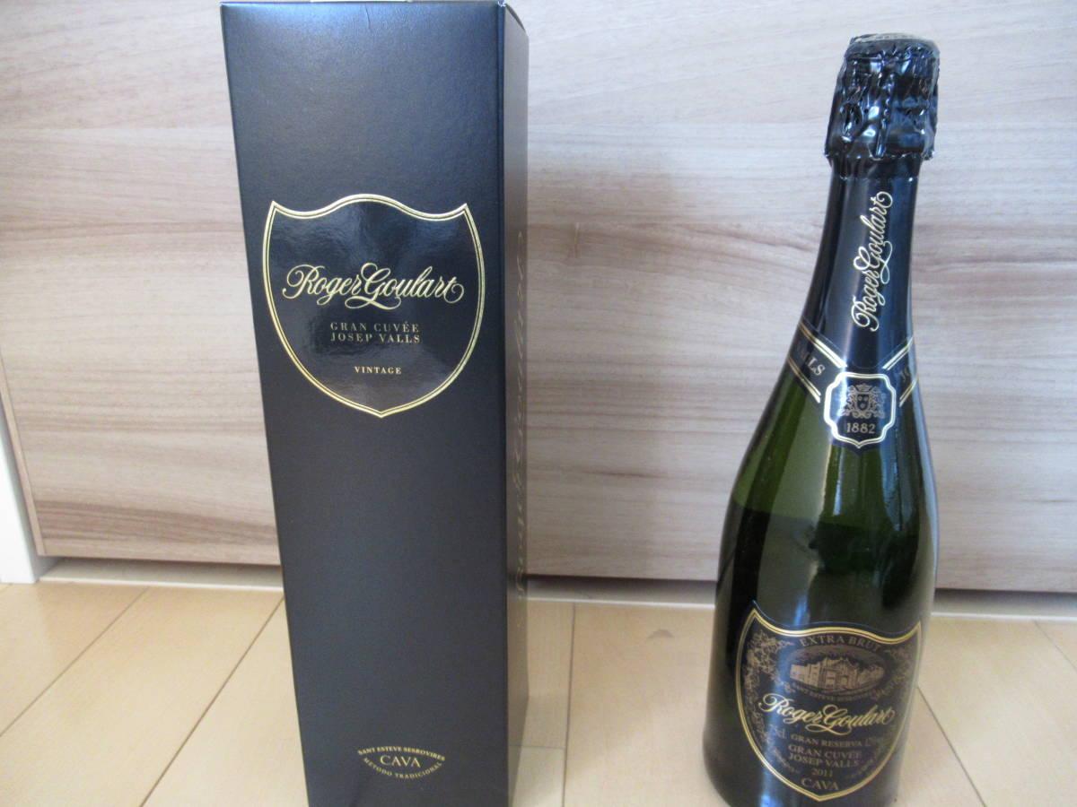 ■201806即決■ ガヴァ グラン・キュヴェ ジョセップ・ヴァイス(スパークリングワイン・白・辛口)