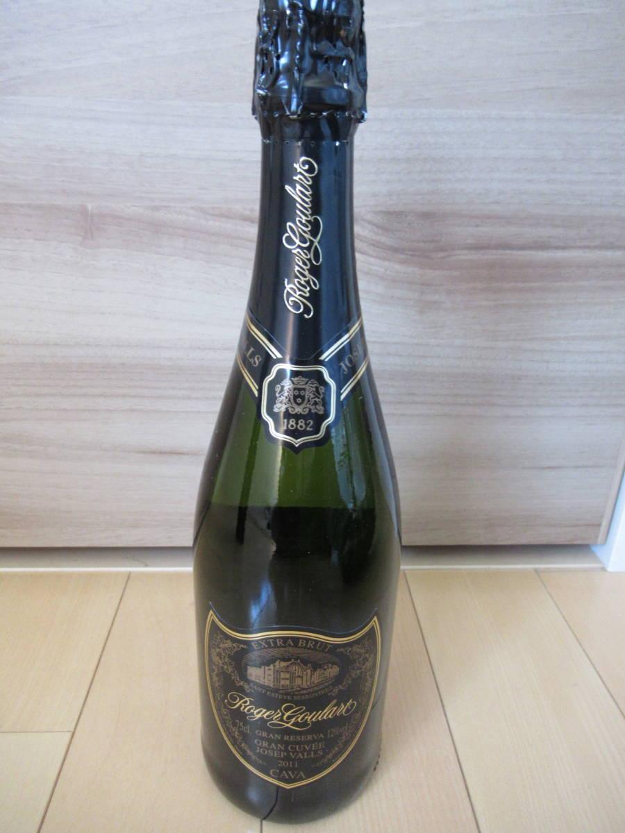 ■201806即決■ ガヴァ グラン・キュヴェ ジョセップ・ヴァイス(スパークリングワイン・白・辛口)_画像2