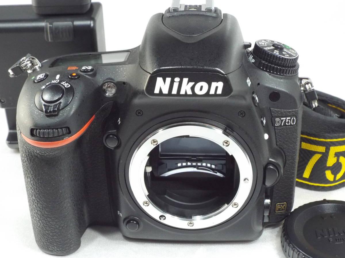 ニコン Nikon D750 ボディー