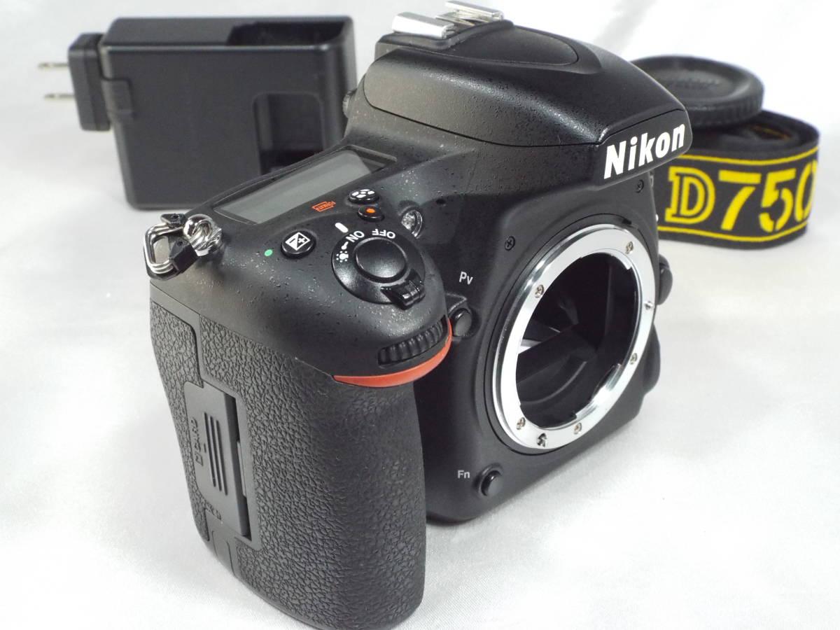 ニコン Nikon D750 ボディー _画像2