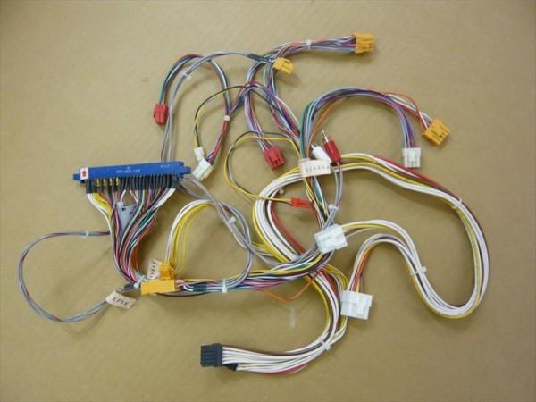 SEGA ブラストシティ JAMMA コード 未使用品 SEGA Blast City JAMMA cables Un-used