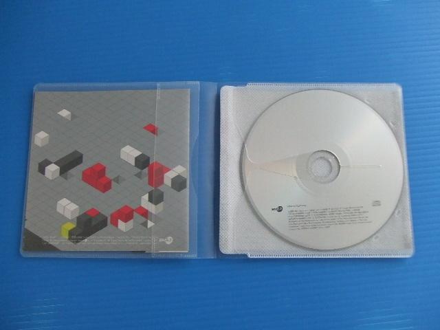 【音楽CD】★KEN ISHII/FLATSPIN★ケン・イシイ/フラットスピン/ソニー/ビニールケース_画像2